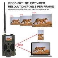 Suntekcam 2G salvaje Cámara sendero caza 16MP foto trampas Correo electrónico MMS GSM 1080 P visión nocturna HC300M actualización HC330M vida Silvestre de las cámaras