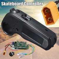 Mini monopatín eléctrico Longboard monopatín controlador remoto de un solo Motor ESC sustituto para monopatín Longboard eléctrico