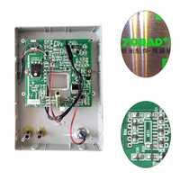 SUNKKO 709AD + soldadora placa de circuito para la batería máquina de soldadura 18650 punto de soldadura de repuesto placa de circuito