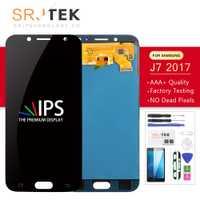 Srjtek pantalla 5,5 para Samsung Galaxy J7 2018 J737 LCD táctil digitalizador de reemplazo de vidrio a J7 2018 J737P LTE-A LCD