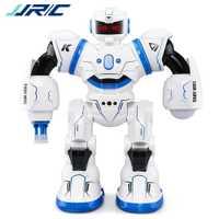 JJR/C/JJRC R3 CADY se Sensor de Control inteligente contra bailando gesto RC Robot juguetes para niños, regalo de Navidad presente del R1 R2