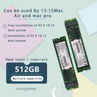 NOUVEAU 512G SSD Pour Macbook Air 2013 2014 2015 A1465 A1466 imac PRO 2013 2014 2015 A1502 A1398mini DISQUE à L'ÉTAT SOLIDE