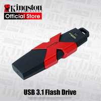 Kingston HyperX Savage 64 GB USB 3,1 Flash Drive 350 MB/S leer 128 GB velocidad alta Pen drives 512 GB disco Flash de memoria enfermo 256GB