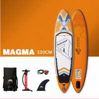330*81*15 cm Magma gonflable Stand Up Paddle Board Sup planche de surf ensemble