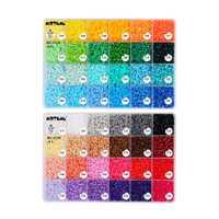 Artkal Perles C-2.6mm 48 Boîte De Couleur Ensemble DIY Bijoux De Mode Kits Perler Hama Perles Jouets CC48