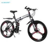 El altruismo X9 Pro 21 velocidad de acero de los hombres MTB Bicicleta al aire libre ciclismo montaña Bicicleta de carretera Bisiklet doble freno de disco de 26 pulgadas Bicicleta