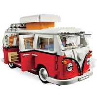 21001 Volkswagen T1 Camper/21003 Beetle/21002 Cooper blocs de construction briques jouets compatibles Legoing 10220 10252 10242
