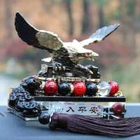 Ambientador de coche aleación de Zinc águila asiento lujo automotriz Interior olor fragancia difusor Home removedor de olor purificador de aire