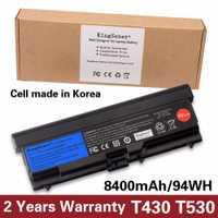 KingSener Corea Cell nueva batería del ordenador portátil para Lenovo ThinkPad T430 T430I T530 T530I W530 SL430 SL530 L430 L530 45N1007 45N1006