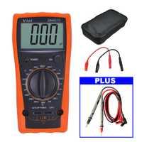M013 VICI Digital medidor de LCR DM4070 3 1/2 20 H 2000 uF 20 Mohm auto-descarga inductancia resistencia condensador multímetro