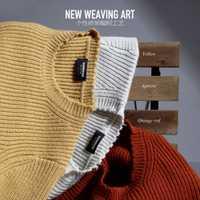 SIMWOOD 2019 de invierno nuevos hombres suéter de punto de lana suéter de hombre de marca de moda de alta calidad de la ropa 180538