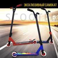 Cascadeur scooter anti-dérapant haute élastique en plastique noyau roue enfants jouet scooter