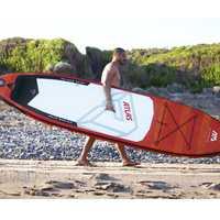 366*84*15 cm gonflable planche de surf ATLAS 2019 stand up paddle board surf AQUA MARINA d'eau sport sup conseil ISUP planche de surf