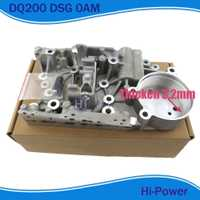 Espesar 3,2mm 0 soy DQ200 DSG Valvebody acumulador de vivienda para AUDI Skoda asiento Passat 0AM325066AC 0AM325066C 0AM325066R