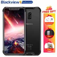 Blackview a BV9600 Pro IP68 móvil impermeable Helio P60 Octa core 6 GB RAM 128 GB ROM 6,21