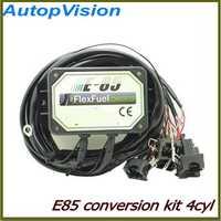 E85 kit de conversion 4cyl avec démarrage à froid asst biocarburant e85, voiture éthanol, convertisseur bioéthanol