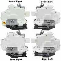 7 8 9 pin frente trasero derecho salió de la cerradura de la puerta del actuador para AUDI/VW A4 A5 Q3 Q5 q7 TT 2010 de 2011, 2012, 2013, 2014, 2015, 2016, 2017