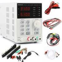 Laboratorio de alimentación KORAD KA3005D Digital ajustable fuente de alimentación DC 30 V 5A 0,01 V/0.001A precisión fuente de alimentación lineal conjuntos