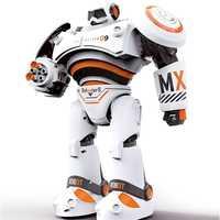 RC Robot programación inteligente Control remoto Robotica juguete bípedo Robot humanoide para los niños Regalo de Cumpleaños de niños Prese