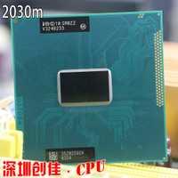 Original inteligencia Pentium CPU procesador Dual-Core móvil chip SR0ZZ 2030 m versión oficial rPGA988B hembra G2 2,5 GHz 2020 M