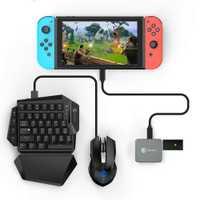 GameSir GTV130 5-puerto Mini pantalla HDMI Cable adaptador para Nintendo interruptor/HUAWEI/Samsung/Microsoft lumia/Smartisan tuerca