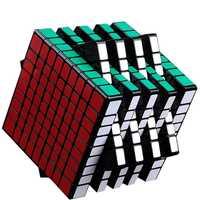 9x9x9 Cubo 9X9 rompecabezas profesional Cubo PVC y Mate pegatinas Cubo mágico Puzzle velocidad juguetes clásicos aprendizaje y educación juguete