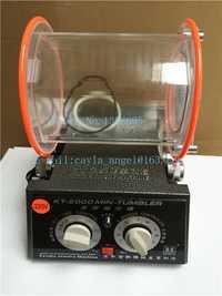 Mini Rotary tumbler con capacidad 5 kg, tambor Rock Joyería La joyería de la máquina pulidora, oro plata máquina de limpieza