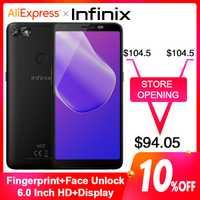 Versión Global Infinix HOT 6 SmartPhone 6,0