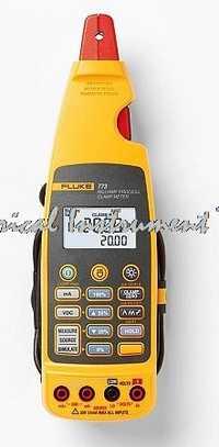 Rápido llegada Fluke F771/772/Resolución 773 0.01mA a 20mA las señales de medición y bucle de salida Milliamp proceso abrazadera metro