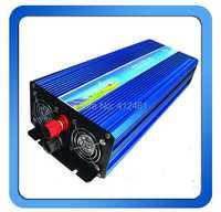 5000 W inversor de onda sinusoidal pura. Inversor de la energía de la red. Viento inversor solar. DC24V/48 V a AC100V/110 V/120 V/220 V/230 V/240 V