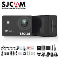Original SJCAM SJ4000/SJ4000AIR/SJ4000 WIFI 1080 P 2,0 LCD Full HD Cámara de Acción impermeable del deporte de la cámara del deporte Cámara DV