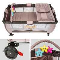 Lit bébé literie voyage lit enfant portable lit extérieur multi-fonction voyage portable bébé mauvais pliage bébés petit jeu lit HWC
