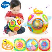 HOLA 938 jouets pour bébés Enfant jouet pour enfant avec La Musique et Lumière Enseigner Forme/Nombre/Animaux Enfants Apprentissage cadeau jouet éducatif
