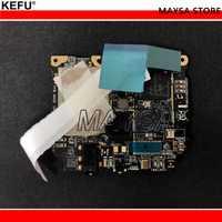 Placa base para ASUS ZenFone 2 ZE551ML Mainboard 128 GB Rom 4 GB RAM Z3580 CPU 2,3 GHz placa lógica circuitos paquetes Accesorios