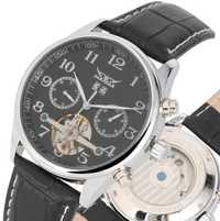 Reloj mecánico de los hombres automático Tevise esqueleto reloj superior de la marca de lujo de reloj de pulsera de los hombres relojes hombre reloj hombre