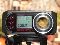 Nuevo tiroteo Xcortech disparar X3200 alta potencia BB Airsoft Velometer velocímetro tacómetro cronógrafo Speed Tester para la caza