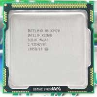Intel Core Xeon X3470 8 M Cache 2,93 GHz camiseta con frecuencia 3,6 LGA 1156 P55 H55 igual i7 870