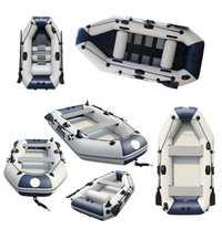 Pvc barco bote de goma inflable laminado barco de pesca barco con alta calidad
