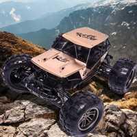 1:12 2,4g de aleación de alta velocidad Monster RC Control remoto fuera de la carretera coche volador de juguete camión de juguete colección niños juguete de regalo de la mitad de descuento
