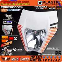 Powerzone motocicleta Dirt Bike Motocross Sixdays faro para KTM 6 días EXC XCW EXCF SX F 125 2017 500 450 300 250 18