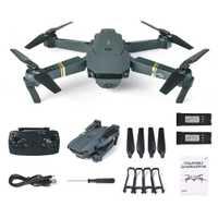 L800 0.3MP/2MP WiFi Quadcopte aeronaves de color blanco sin cabeza modo helicóptero de Control remoto Mini Drone Quadcopter