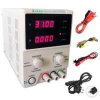 KD3005D de alta precisión de laboratorio de fuente de alimentación ajustable Digital 30 V 5A 0,01 V 0.001A precisión regulador de voltaje DC fuente de alimentación