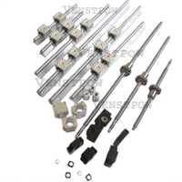 3 SBR16 set + 3 ballscrews RM1605 + 3 BK/BF12 + 3 couplering