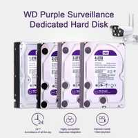 Western Digital WD Purple disco duro de vigilancia 1TB 2TB 3TB 4TB SATA 6,0 Gb/s 3,5