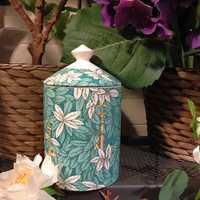 Doble lado Fornasetti vela candelabro casa decoración exquisita Jarra de cerámica taza de flores flor Macetas
