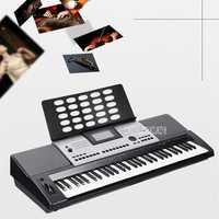 A800 electrónica Piano 61-clave estándar fuerza teclado de Piano eléctrico para principiantes órgano electrónico para enseñanza profesional