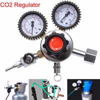 G1/2 CO2 regulador de dióxido de carbono para la casa cerveza calidad profesional bar Herramientas