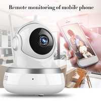HD Smart WiFi cámara de Audio 1080 p inalámbrico cámara de vídeo en tiempo Real de alarma de doble antenas Monitor remoto de Monile teléfono ee.uu./UE Plug B4