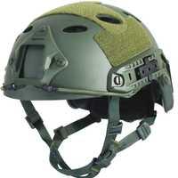 Armée militaire tactique casque rapide PJ couverture Casco Airsoft casque sport accessoires Paintball Gear sautant protecteur masque