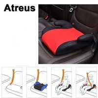 Atreus asiento de coche portátil cinturón chico espesar alta funda de cojín para Lexus Honda Civic Opel astra h j Mazda 3 6 Kia Rio Ceed Volvo